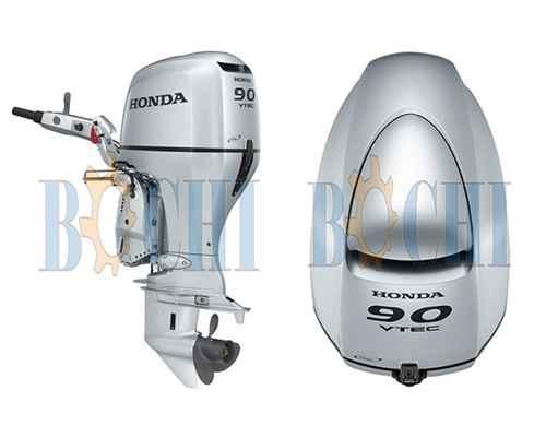 Low Price HONDA 90hp 4 Stroke Electric EFI Gasoline Outboard Motors