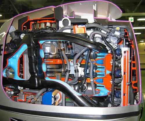 Low Price Honda 90hp 4 Stroke Electric Efi Gasoline