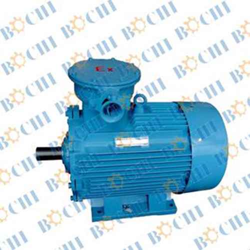 YB2 Range Marine Flame-proof Three-phase Induction Motors